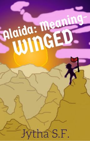 Alaida: Meaning- Winged by DragonRevo1t