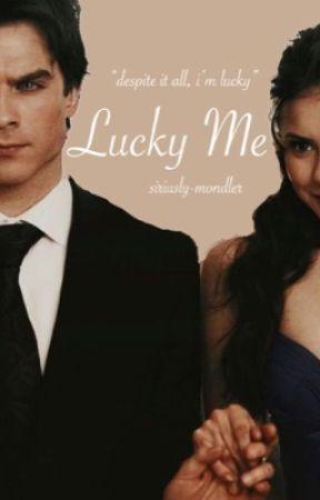Lucky Me | Damon Salvatore by siriuslymondler