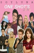 One Shots→Soy Luna by -CallMeLily