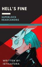 Superlock Headcanons by prorokChucka