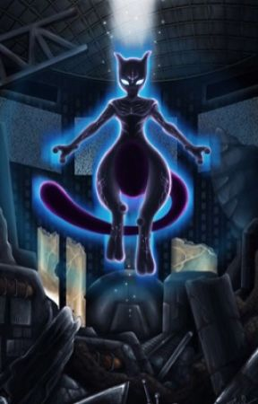 Mewtwo And The Clones  by lugiasfire33