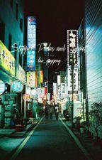 Stripper Poles and Cigarettes- Taekook + Namjin by lee_gayyong