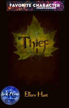 Thief by BrianneLorenz