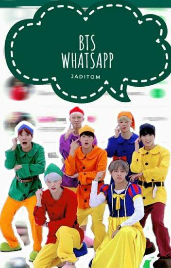 BTS~ WHATSAPP