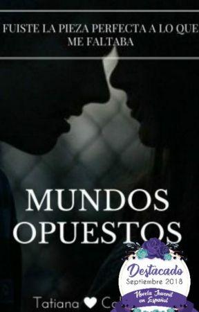 Mundos Opuestos © by darcycalderonn
