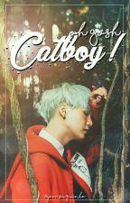 Oh Gosh, Catboy! ◇Yoonseok!AU◇ by Pop_uni_corn