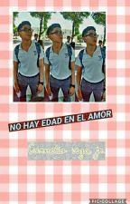 NO HAY LA EDAD EN EL AMOR (CORNELIO VEGA JR ) (Terminada) by LlyselCarrazco