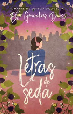 Letras de Seda (Degustação) by estergdias