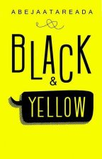 Black&Yellow by abeja-atareada-