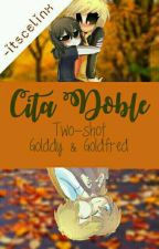 『Cita Doble』 ➳ Two-shot Golddy & GoldFred by -itscelinx
