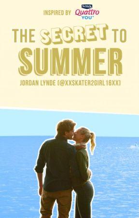 The Secret to Summer by XxSkater2Girl16xX