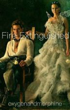 Fire Extinguished (Flaming Desire Book 1) A Katniss and Finnick FanFiction by meg-ana