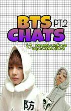 BTS CHATS Y Momentos Incomodos ('つヮ⊂) by AlexNamjinYoonmin