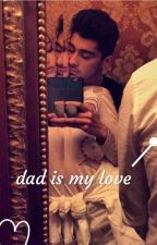 Dad is my love by otantan99