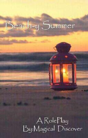 Beach-y Summer: A Role Play by Funny-Disco