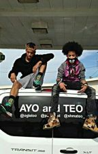 my bully ayo and teo by clout__gang