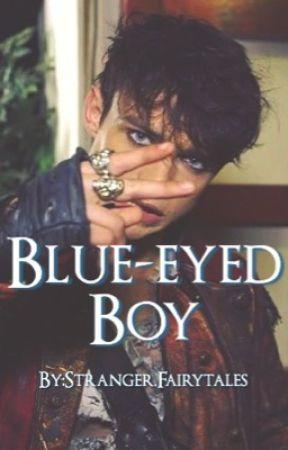 Blue-Eyed Boy by Stranger_Fairytales