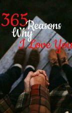 365 Reasons Why I Love You by Neznama09
