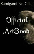 Kamigami No Gikai Official ArtBook by AliciaOrtzHernndez