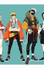 [Naruto], [Hoàn] Trường đại học Konoha! by Hiddleruzt_kun