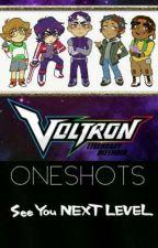 Voltron Legendary Defender Oneshots by Jared_Kleinman