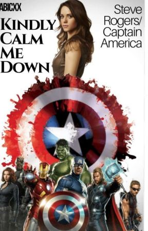Kindly Calm Me Down - A Captain America Story by Purpleia3