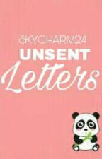 Unsent Letters by skycharm24