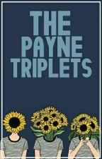 The Payne Triplets by babyalien93