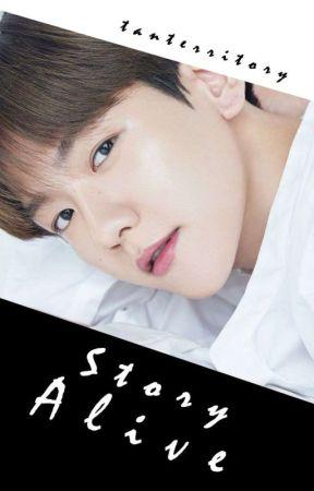 Story Alive - BBH (TERBIT) by byeoljjang
