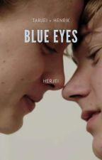 Blue eyes by Herjei