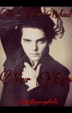 The light behind your eyes (gerard way) by DaddysLittleLoli