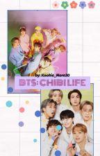 BTS : Chibi Life by Kookie_More20