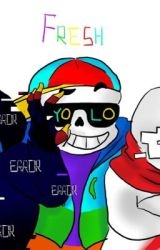 Ask ErrOr Fresh and Geno Sans by chamko106