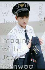 Imagine With Jeon Wonwoo [Y/N] by hwangeun09