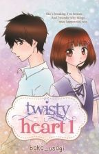 Twisty Heart (Published) by baka_usagi