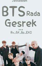BTS rada Gesrek by Watasijenni