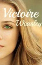 Victoire Weasley by thunderbirdpassenger