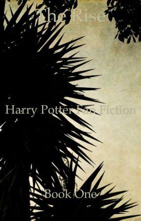 The Rise: Harry Potter Fan Fic-Book One by LittleCloudofRain