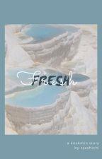 fresh; kookmin by xyashichi