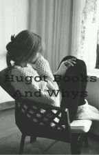 Hugot book and Whys? by KylieLisaCameron92