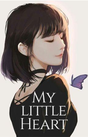 My little heart || Dragon Ball by JoannaVeal