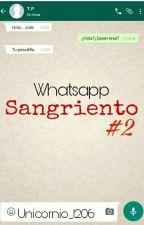 Whatsapp Sangriento #2 by madafaka_12
