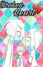 Broken Heart [Foxica FNAFHS] #SaveFoxica by -Miranditayaya