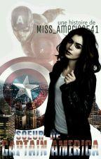 Soeur de Captain America  by Miss_America541