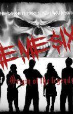 Nemesix : Origin of the legends by spriterocks8