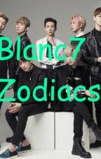 Blanc7 Zodiacs by iscenollie