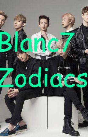Blanc7 Zodiacs by YoongiIsGenius