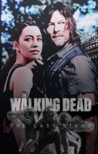 the walking dead. (daryl dixon) by yvaeltercero