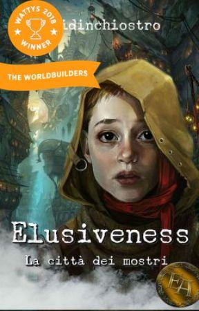 Elusiveness|| La città dei mostri by Alidinchiostro