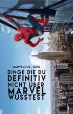 Dinge die du definitiv noch nicht über Marvel wusstest... by marvelous_gurl